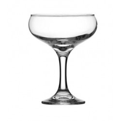 Crown Crysta III Champagne Saucer Glass 295ml (24)