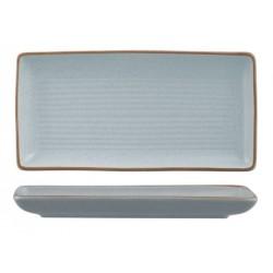 Zuma Share Platter 250x125mm Ribbed Bluestone (6)