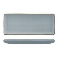 Zuma Share Platter 335x140mm Ribbed Bluestone (6)