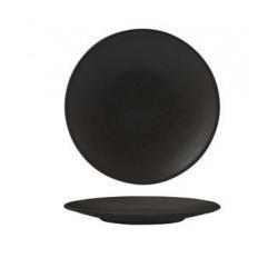 Zuma Tapas Plate 130mm Charcoal (6)