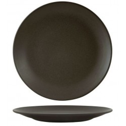 Zuma Round Coupe Plate 310mm Charcoal (3)