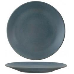 Zuma Round Coupe Plate 260mm Denim (6)