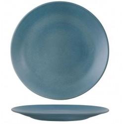 Zuma Round Coupe Plate 285mm Denim (6)