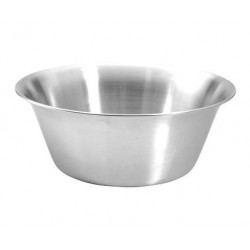 Mixing Bowl Tapered 18/8 Heavy Duty 405x135mm / 11.0lt