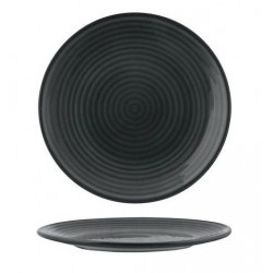Zuma Round Coupe Plate Ribbed 265mm Jupiter (6)