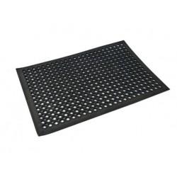 MatTek Safety Cushion Mat 600x900mm Black