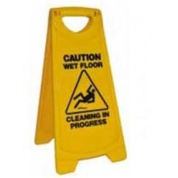 Edco Wet Floor Sign A Frame...