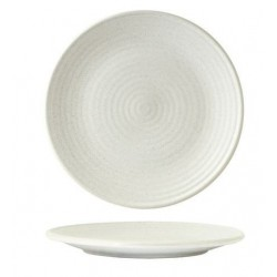Zuma Coupe Plate Ribbed 210mm Frost (6)