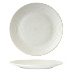 Zuma Coupe Plate Ribbed 265mm Frost (6)