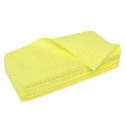 Edco Merriwipe Heavy Duty Wipe Yellow (200)
