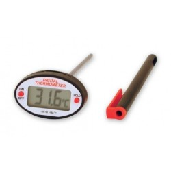 Cater Chef Oval Head Digital Thermometer -50 to 150°C