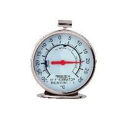 Fridge / Freezer Thermometer 75mm Face  -30 to 30°C