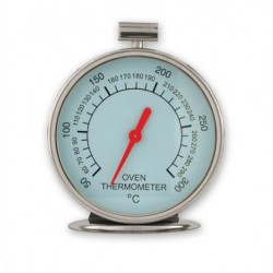 Oven Thermometer 75mm Face 50˚C to 300˚C