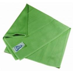 Edco Microfibre Glass Cloth Green