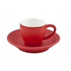 Bevande Intorno Espresso Cup 75ml Rosso (6)