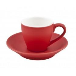 Bevande Cono Cappuccino Cup 200ml Rosso (6)