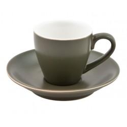 Bevande Intorno Espresso Cup 85ml Sage (6)