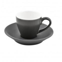 Bevande Cono Cappuccino Cup 200ml Slate (6)