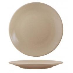 Zuma Coupe Plate 225mm Sand (6)
