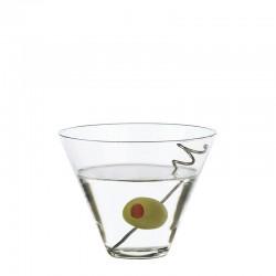 Libbey Vina Stemless Martini Glass 399ml (12)