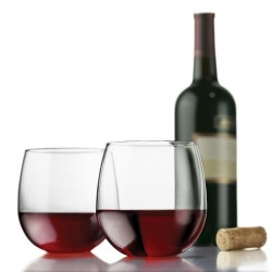 Libbey Vina Stemless Red Wine Glass 495ml (12)