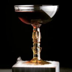 Libbey Tiki Coupe Cocktail Glass 250ml (12)