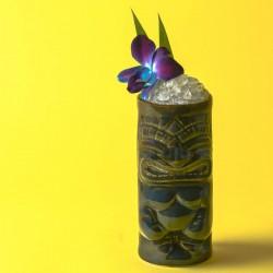 TikiBar Ceramic Tumbler 591ml Reactive Blue (6)