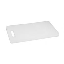 Bar Board Polyethlene 355 x 205 x 13mm White