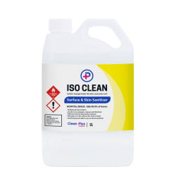 Iso Clean Surface and Skin Sanitiser 5lt