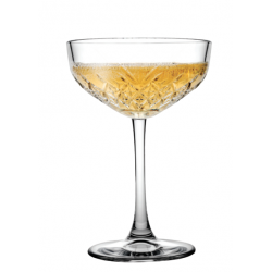 Timeless 270ml Champagne Saucer Glass Pasabahce (12)
