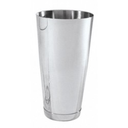 Chef Inox Cocktail Shaker Base Only Stainless Steel