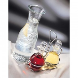 Libbey 1172ml Carafe Embossed (12)