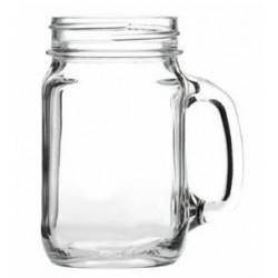 Libbey Drinking Jar 488ml Handled (121)