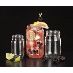 Libbey Drinking Jars