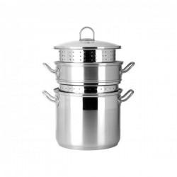 Multi Cooker 9.0lt Chef Inox Professional 255mm