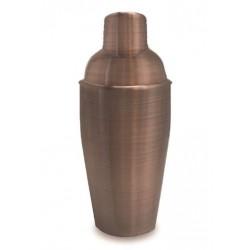 Vin Bouquet Cocktail Shaker 700ml Brushed Copper
