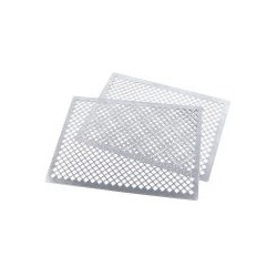 Aluminium Grill Pattern Plate 6 Slice (2)