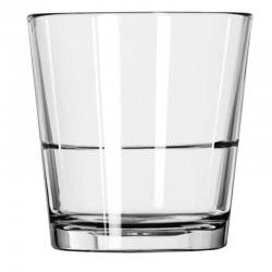 Libbey 355ml Restaurant Basics Stackable Double Old Fashioned Glass (24)