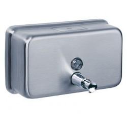 Soap Dispenser Stainless Steel Horizontal 1.2ltr
