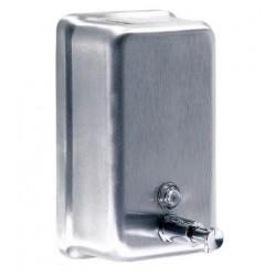 Soap Dispenser Stainless Steel Vertical 1.2 ltr