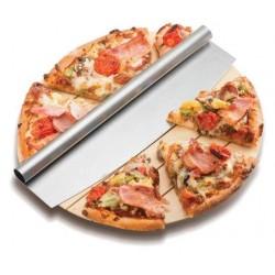 Avantia Mezzaluna Pizza Rocker Slicer 350mm Stainless Steel