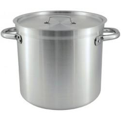 Chef Inox 12.0lt 250 x 240mm Premier Aluminium Stock Pot