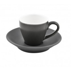 Bevande Cono Espresso Cup 85ml Slate (6)