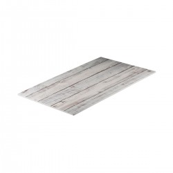 Display Serve 530 x 325mm Rectangular Platter Whitewash Ryner Melamine (3)