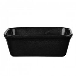 Rectangular Dish 160 x 120mm / 600ml Black Churchill Cookware (6)