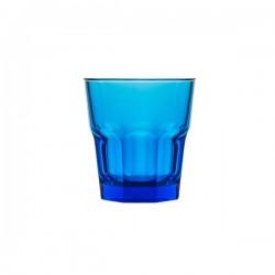 Polysafe 240ml Rocks Tumbler Blue PS-4-BLU (24)