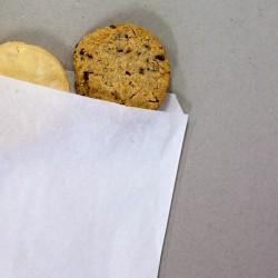 Paper Sandwich Bag 2W White (500)