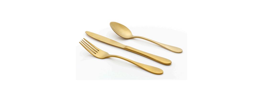 Tablekraft Soho Gold