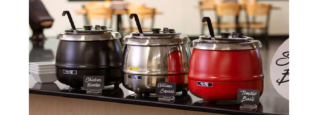Soup Kettles | Equipment | Central Hospitality Supplies | Padstow
