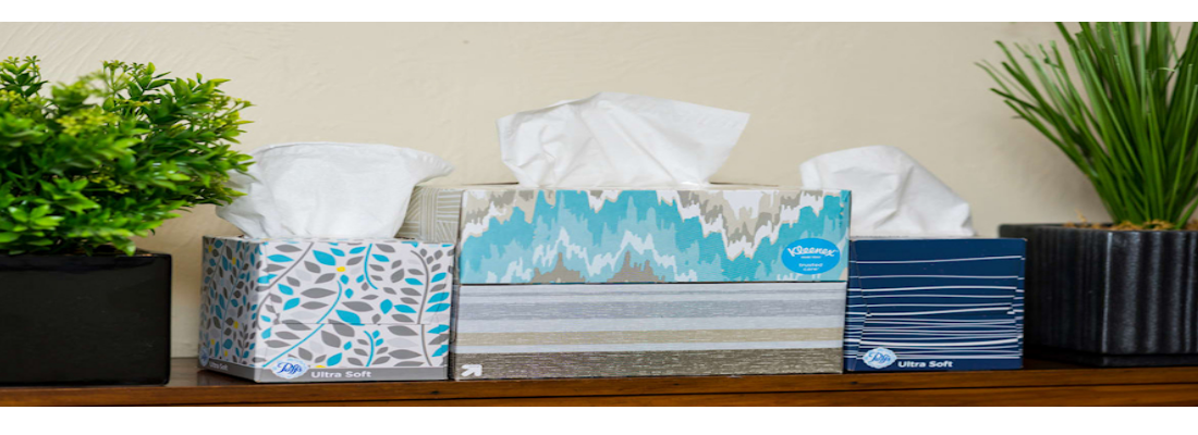 Facial Tissues   Washroom   Clean   Central Hospitality Supplies   Padstow